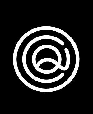 Logo and monogram design for Camp Quiet by Dan Cassaro