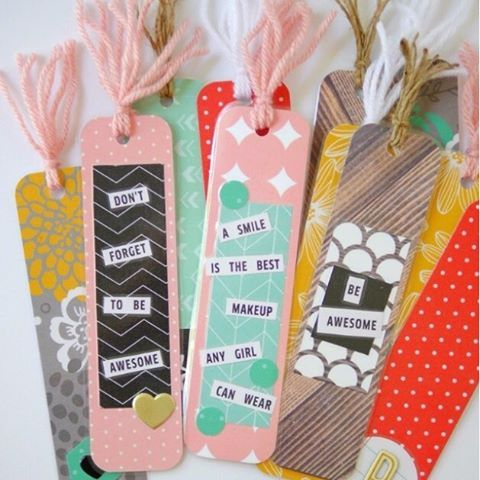 Make these personalized diy bookmarks, for more cool projects like this click the link in the bio #diy #crafts #fun #cute #diyideas #crafty #diyprojectsforteens #diyproject #craft #projects #teens #hi #swag #teenagers #creative #project #awesome #art #artsy
