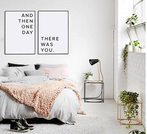 Master Bedroom Wall Decor Printable Wall Art Living Room Etsy Home Decor Bedroom Master Bedroom Wall Decor Minimalist Bedroom Design