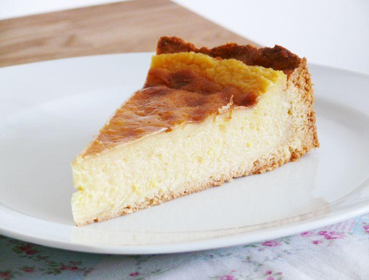 der einfachste und leckerste Käsekuchen der Welt - hundertfach erprobt und genial lecker <3 Probiert ihn aus, ihr werdet keinen Unterschied schmecken und ihn lieben <3