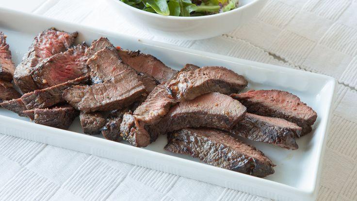Oh Canada Flank Steak
