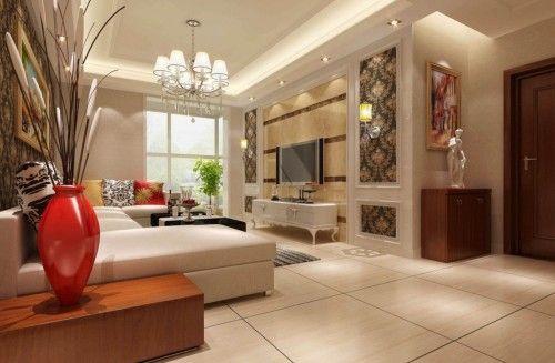 Dự án thiết kế & thi công nội thất phòng khách
