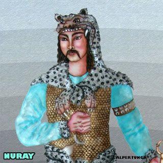 """Alp Er Tonga  Tonga, Kaşgarlı Mahmut'a göre leopar veya kaplan cinsinden bir hayvandır. Orta Asya kaplanları Türklerin Bars dedikleri, Pars cinsinden hayvanlardır. Hun Pazırık kurganında çok rastlanan bir figürdür. Roux'a göre, ismi genelde """"kahraman erkek kaplan"""" şeklinde algılanmaktadır, ama ona göre Tunga """"Sibirya panteri"""" dir. Budist metinlerde """"uzun saçlı tonga"""" tabirlerine rastlanması, uzun saçın Alplik simgesi olmasını anımsatır.Uygur döneminde,"""