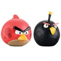 LOL. Angrey Birds speakers.....that game is addicting