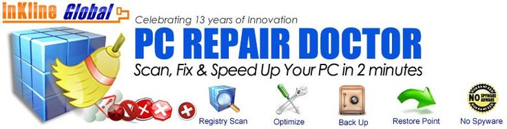 PC Repair Doctor - Clean, Repair and Stabilize Your PC Quickly