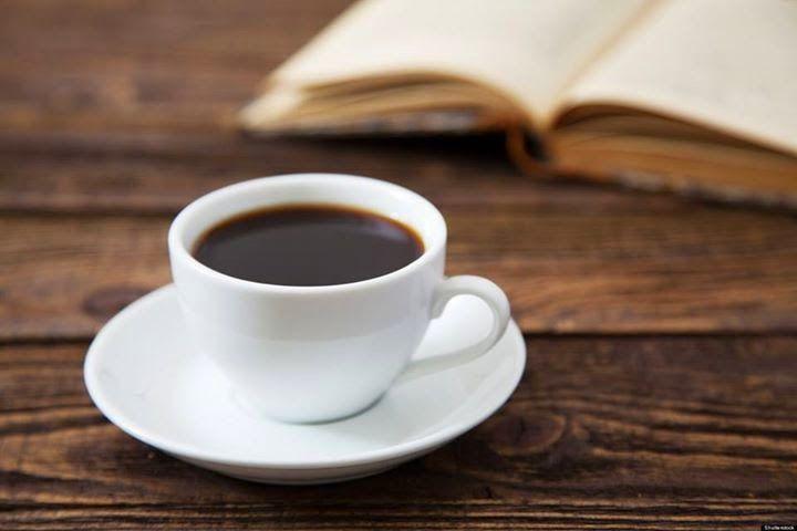 Stiai?: Cafeluta de dimineata a fost insotita de o carte b...