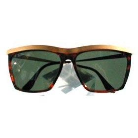 Ray-Ban Wayfarer Set Olympian III Sunglasses, Mock Tortoise w/G-15 lenses