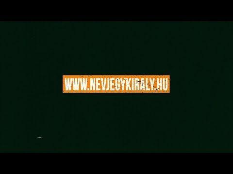 Névjegykirály Budapest - Print | Marketing | Design - YouTube
