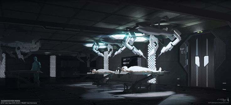 SAIFUL HAQUE: Halo 4 Commercial Blur Studios