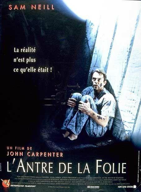 L'Antre de la Folie (Le dernier chef d'oeuvre de John Carpenter)