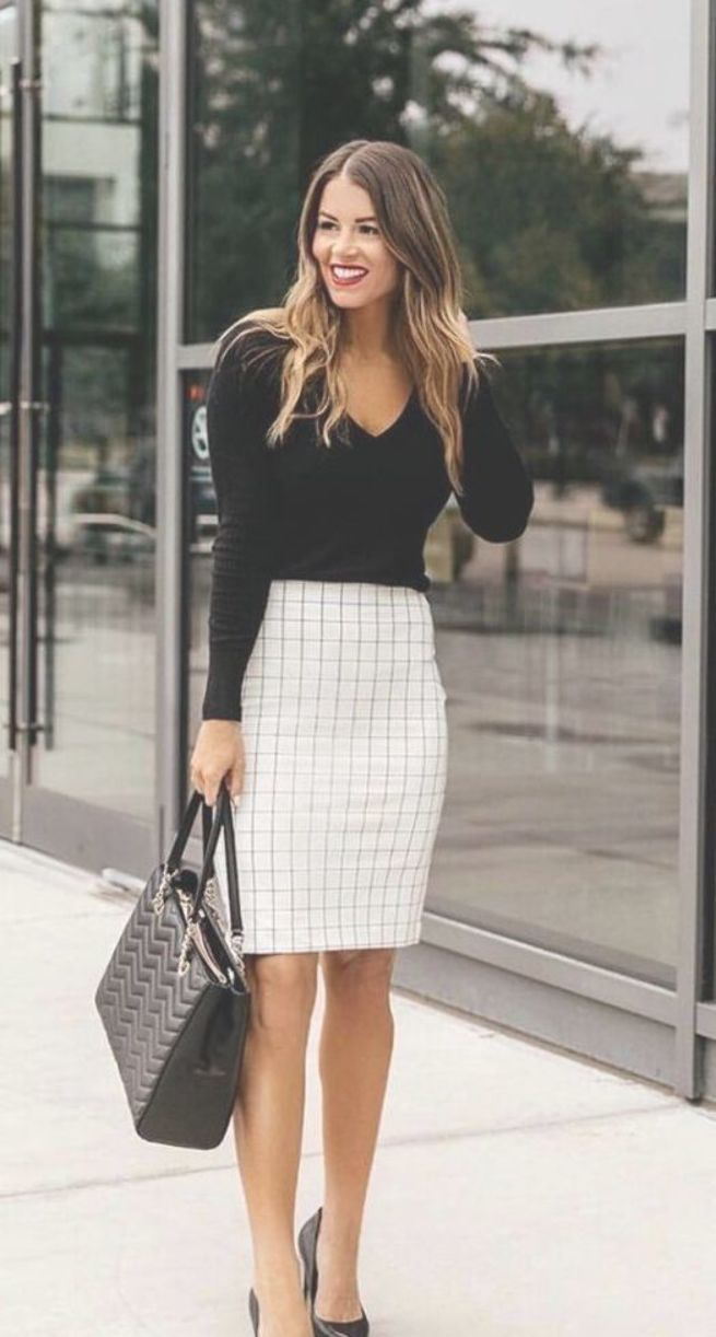 63 Latest Office & Work Outfits Ideas for Women #outfits #outfitideas #clothes #…