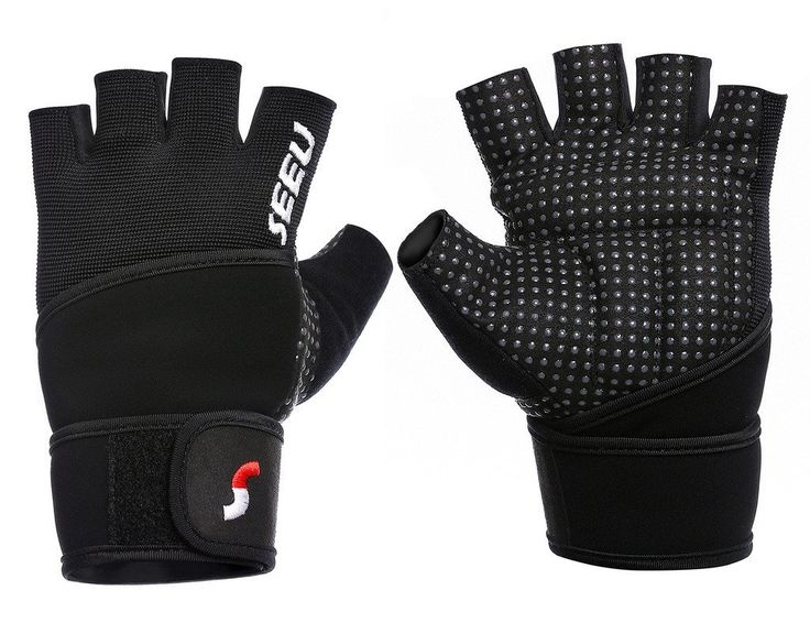4.2-Fitness Women's Men's Weight Lifting Gloves
