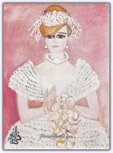 Fahrünnisa Zeid (Fahr el Nissa Zeid) - 1901 - 1992