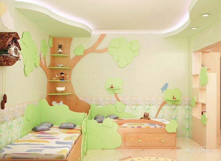 Сказочный лес. Детская