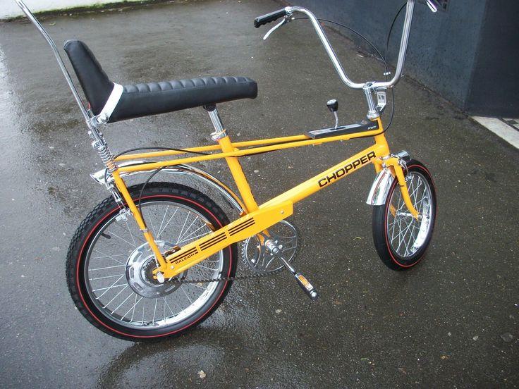 Chopper Polkupyörä