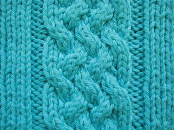 Cable Knitting Stitches Patterns : 107 best images about Knit Stitches on Pinterest The stitch, Ribs and Lace ...