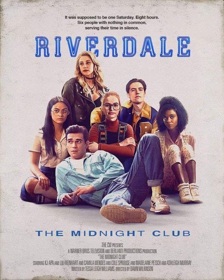 Pop's Milkshake Pattern Riverdale Phone Case | Pacific Bling