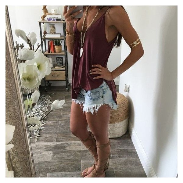Daisy Ripped Cut Off Shorts Lt Wash ❤ liked on Polyvore featuring shorts, white shorts, daisy shorts, white ripped shorts, white cut-off shorts and destroyed shorts