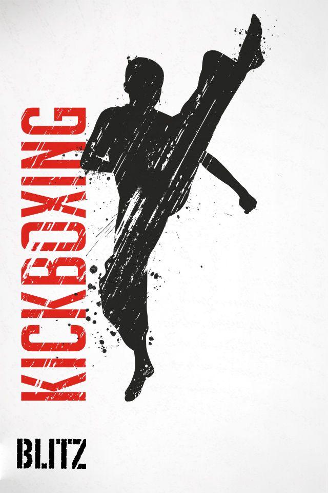 3d Kickboxing Wallpaper Blitz Kickboxing Iphone Wallpaper 960 X 640 Esportes