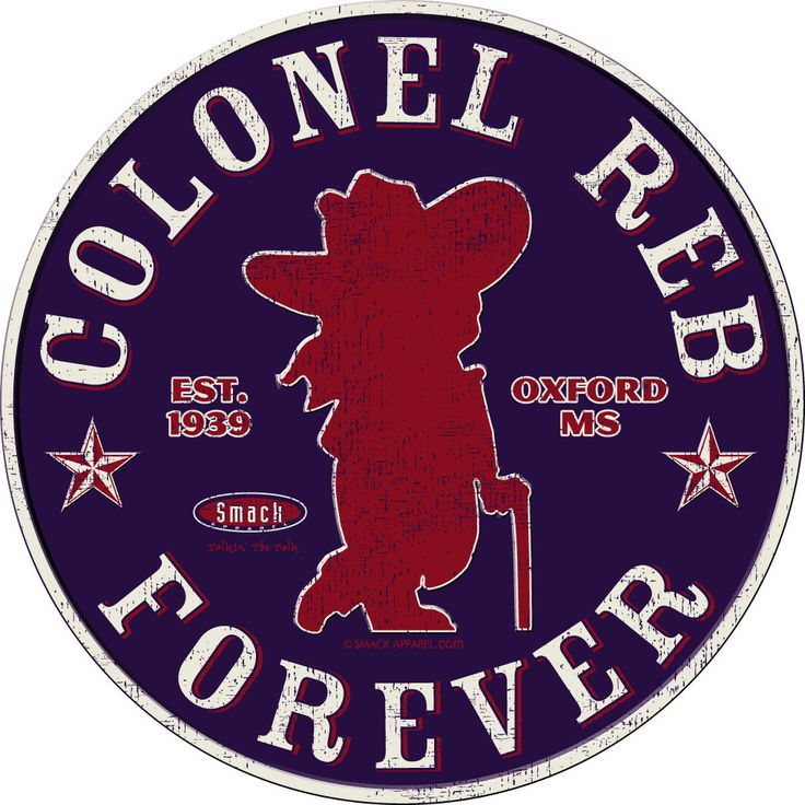 Long live Colonel Reb! - 17.5 inch steel sign - 100% made in the U.S.A. - Perfect for man caves, dorm rooms, bars, restaurants and the office - Licensed only by the 1st Amendment - All designs are the