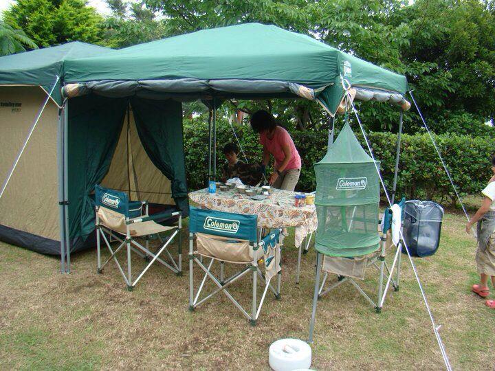 My camp style.