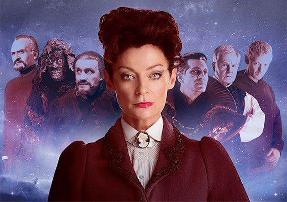 Michelle Gomez Reveals Series 9 Return, Rani Trickery
