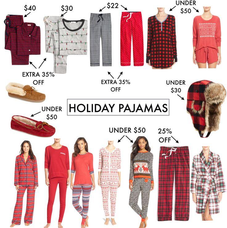 Holiday Pajamas - A Southern Drawl