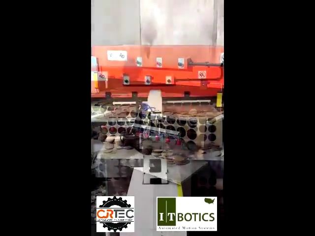 Automatic Cutting Machines and Robots - - You'll never go wrong with automation! Improve your productivity and handle repetitive tasks with ease. Save labor expenses while maintaining quality of work.