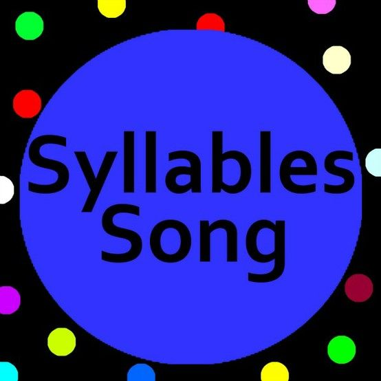 Introduce Syllables to preschool, kindergarten, grade school and ESL students with this simple and easy Syllables song with lyrics.