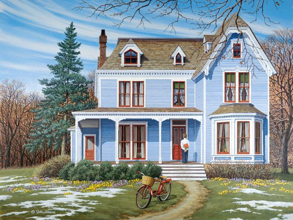 John Sloane Art - ☆平平.淡淡.也是真☆  - ☆☆milk 平平。淡淡。也是真 ☆☆
