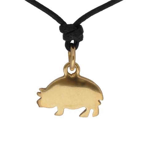 """Dodo by Pomellato: Hippo Charm """" I love you heaps"""" www.dresscodebygita.com"""