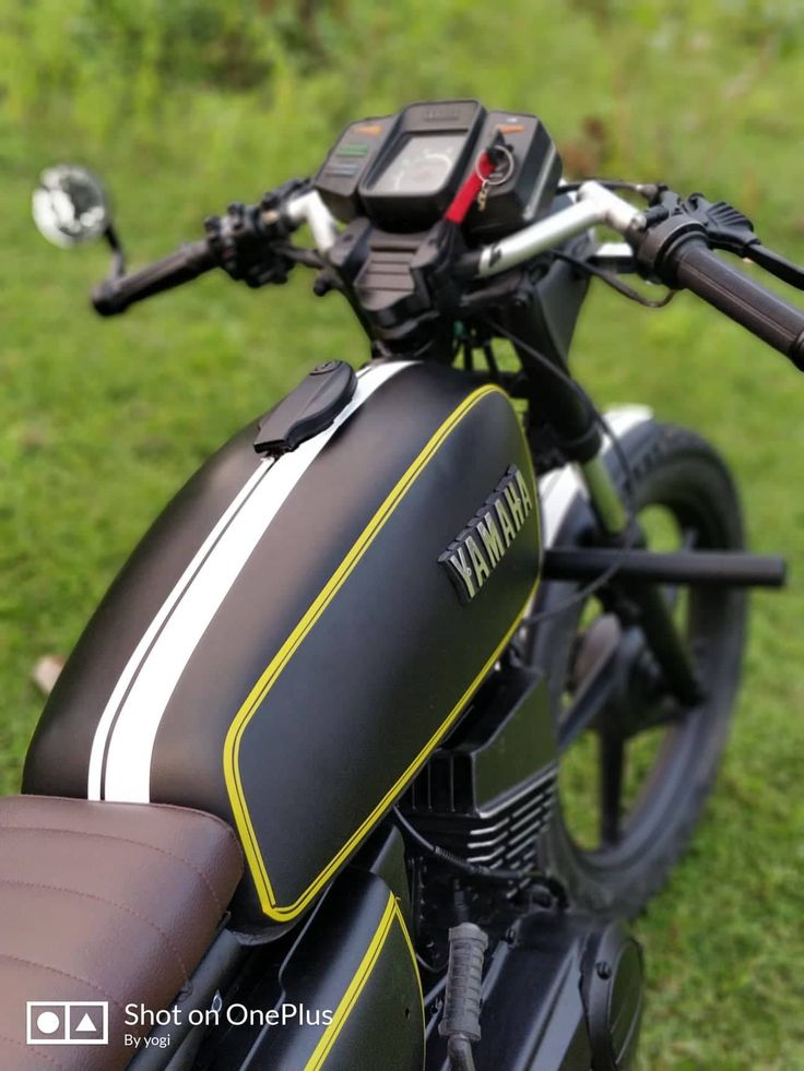 Modified Yamaha RX 100 Top 10 Bikes in India [Details and
