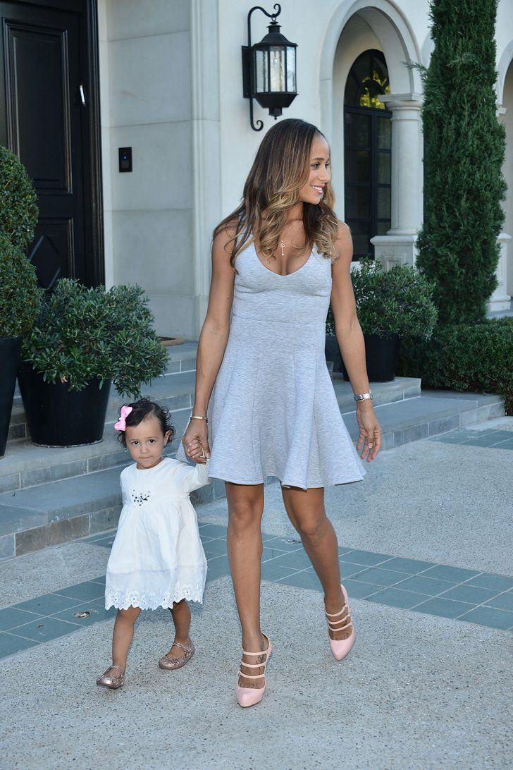 Pin for Later: Dania Ramirez Hit the Red Carpet With Her Twins, and the Photos Are Too Cute