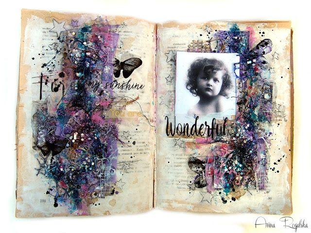 13arts: Art Journal by Anna Rogalska