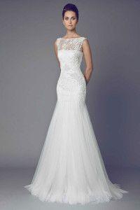 http://www.matrimonio.it/collezioni/abiti_da_sposa/ Tony Ward collezione 2015 abiti sposa modello Chrys