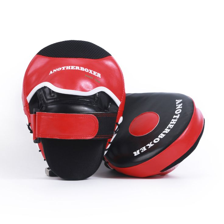 2017 new boxing hand target Super MMA Punch Pad Focus Sanda Training Gloves Karate Muay Thai Kicking pad weman/man 2pcs/lot
