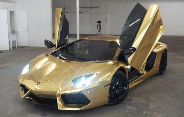 The World's Most Expensive Car is For Sale Exactly Where'd You Think - Cube Breaker