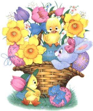 Pascua ilustraciones Tarjetas Decoupage   para realizar tarjetas y manualidades   tamaño grande descargar
