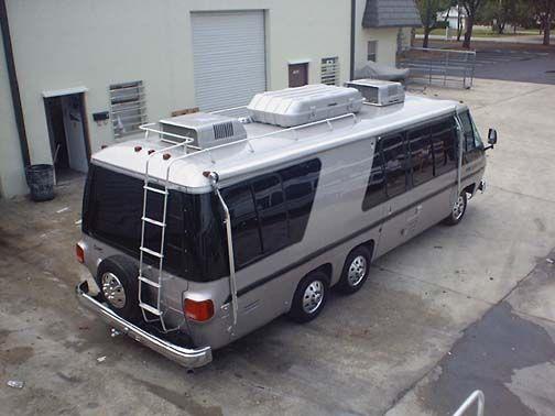 GMC Motorhome Unusual RVs Caravans  Motorhomes Pinterest - Small motor homes