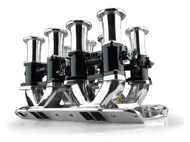Inglese EZ-EFI 2.0 Fuel+Ignition 8-Stack Induction System ...