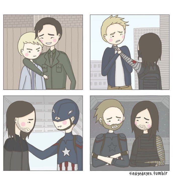 How it went down #marvel #captainamerica #steverogers