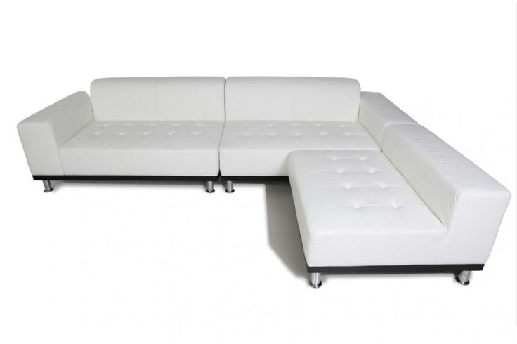 phantom sectional sofa white modani furniture modernhome style pinterest leather sectional style and sectional sofa