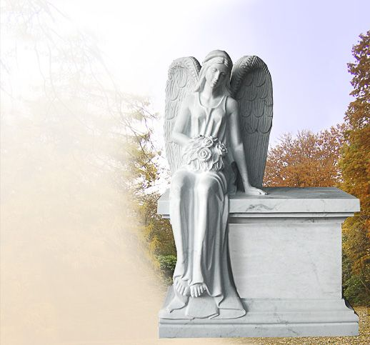 Small Angel Statues For Graves: 17 Best Images About Statues For Chapel's Grave On