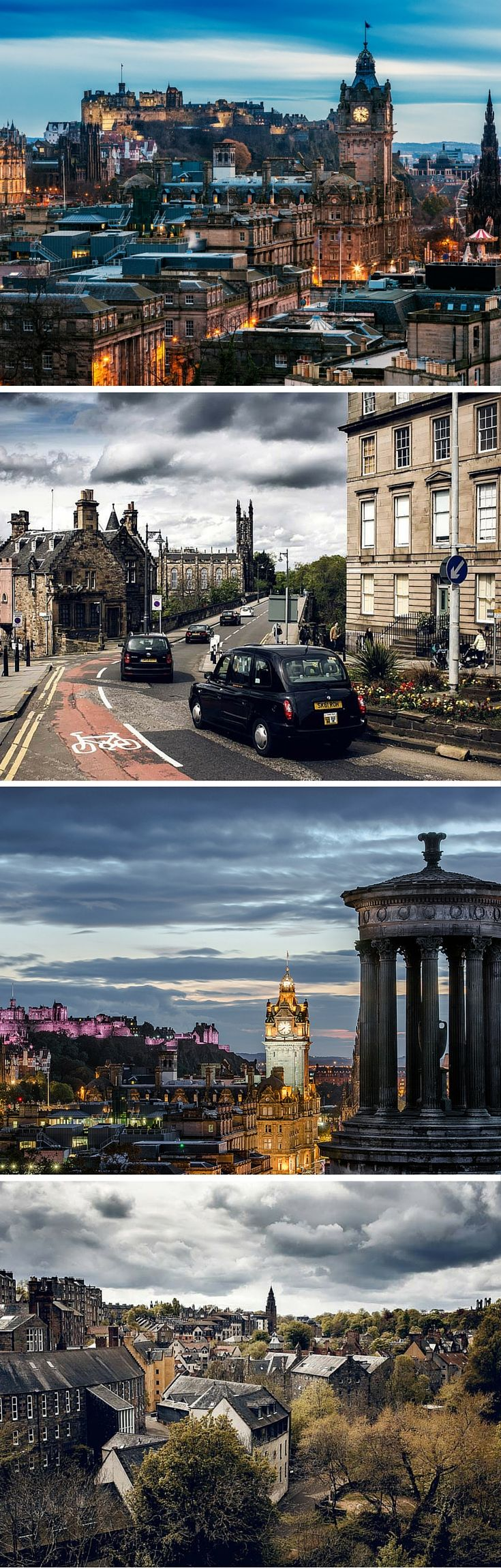Edinburgh, Scotland is one of the most charming cities on earth! Click through to see 28 more of the most STUNNING photos of Scotland!