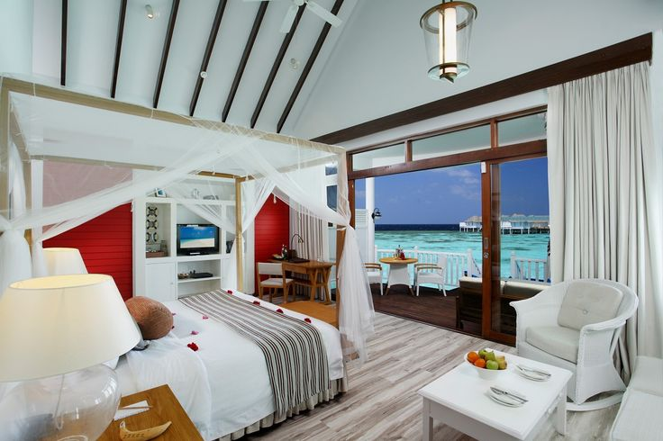 Centara Grand Island Resort & Spa Maldives An... | Luxury Accommodations