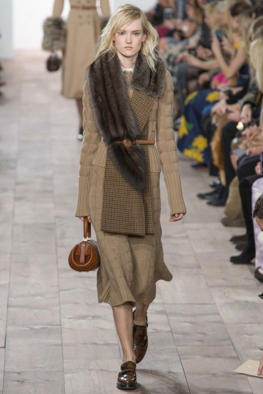 Michael Kors Herfst/Winter 2015-16  (6)  - Shows - Fashion