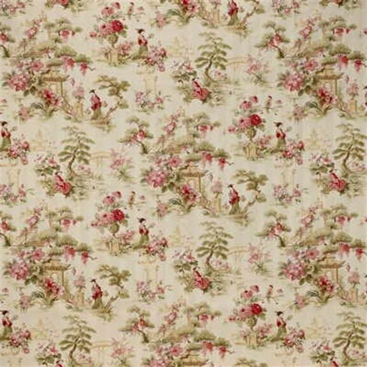Engaging beige/pink asian upholstery fabric by Kravet. Item GAGEITE.1617.0. Free shipping on Kravet. Over 100,000 fabric patterns. Always first quality. Swatches available. Width 54 inches.