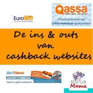 Steeds meer mensen maken gebruik van cashback websites. Ook ik! Jij wil toch ook geld verdienen op je aankopen? Wil je ook geld besparen door ... - Bespaarmama