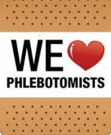 Phlebotomy the help writer