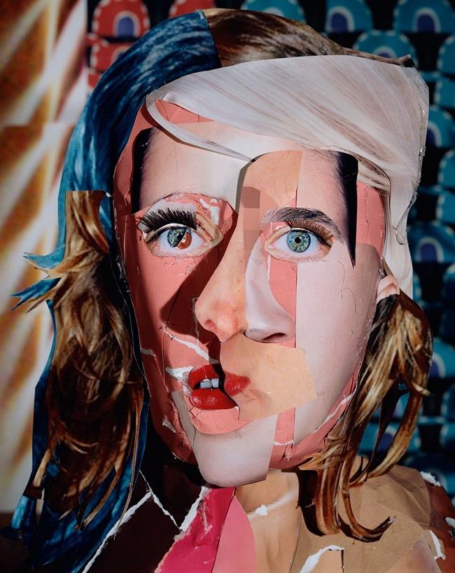 "Daniel Gordon: ""Red Eyed Woman"" (2010) © Daniel Gordon"